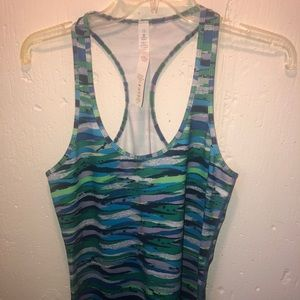 New with tags, Lululemon cool racer back tank